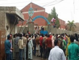 Five people arrested in connection with Youhanabad church attacks