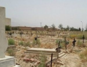 Christians in uproar over illegal seizure of graveyard