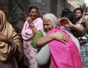 An elderly Christian woman in Pakistan was brutally beaten, facing unthinkable injustice. We're taking action.