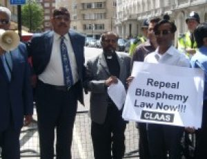 Pakistani Christian facing death sentence for blasphemy acquitted