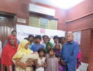 21 bonded labourer's including women and children set free in Pakistan