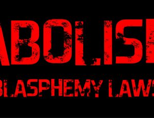 Two Christians charged under blasphemy law for distributing Christian literature