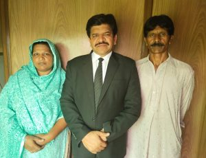Another Christian girl is handed back to her abductor by the Pakistan Hight Court
